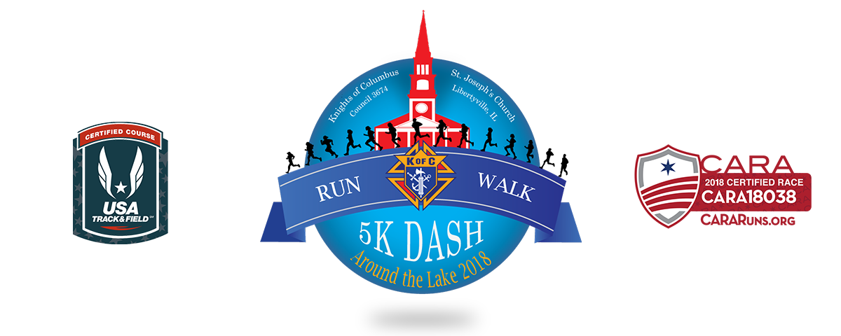 2018 5K Dash Around the Lake